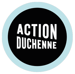 Action Duchenne charity logo