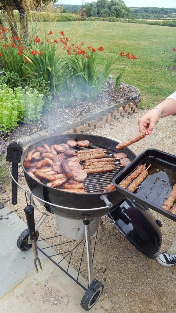 Pecan summer BBQ